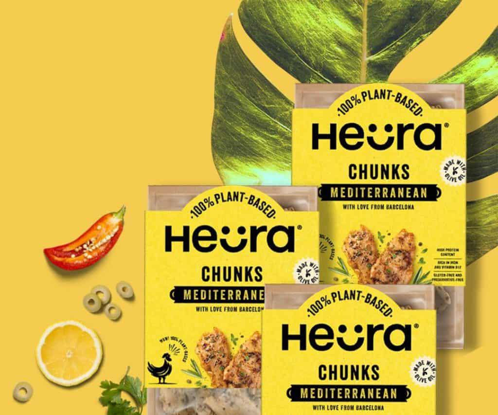 Heura Mediterranean Chunks July Clearance Offer