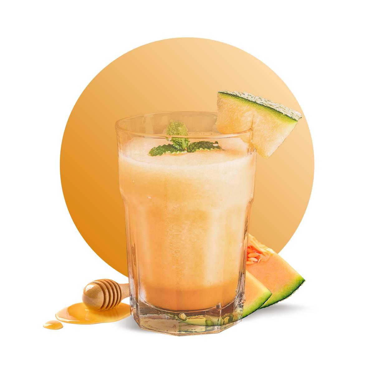 Honey Melon Drink Recipe