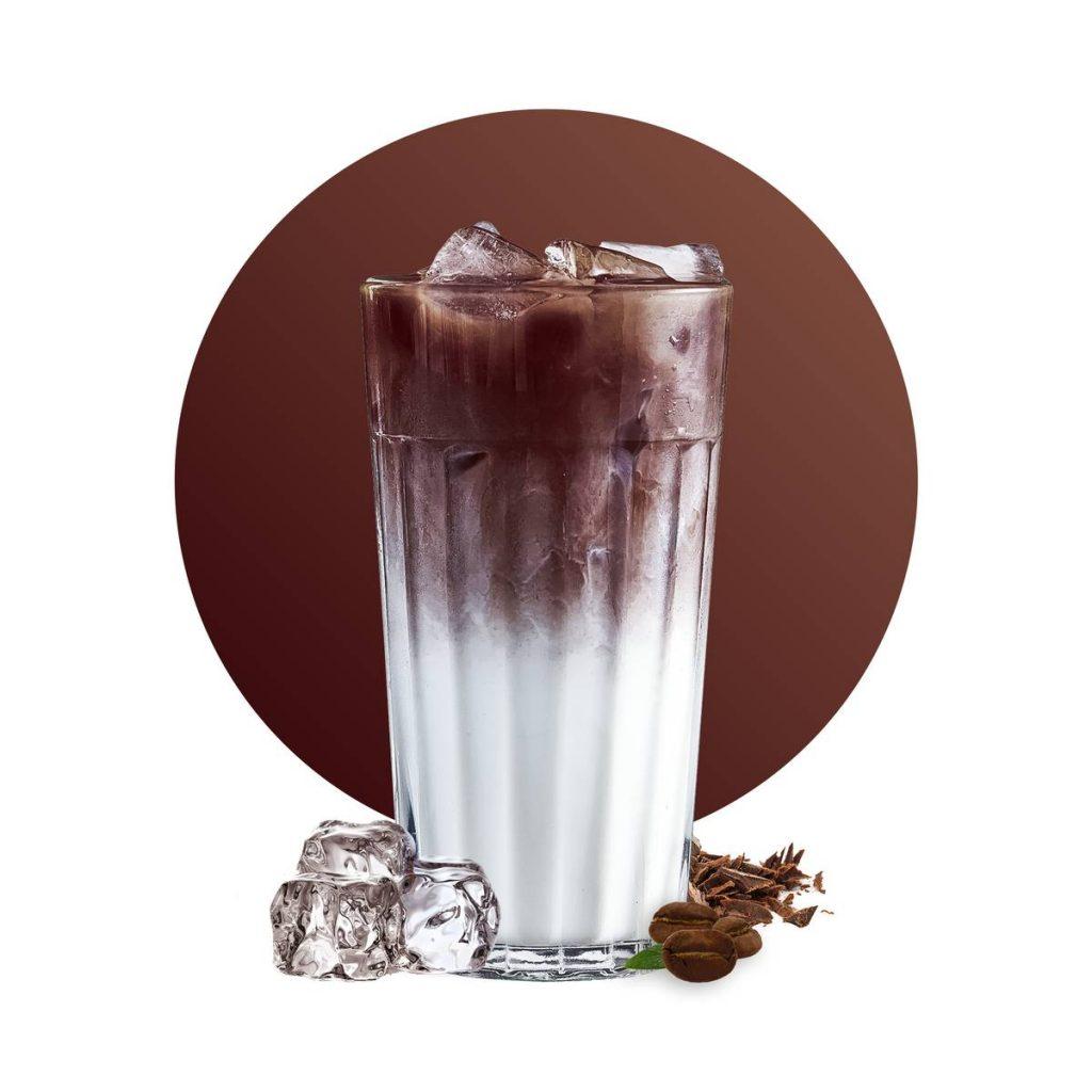 Iced Coffee Mocha Drink Recipe