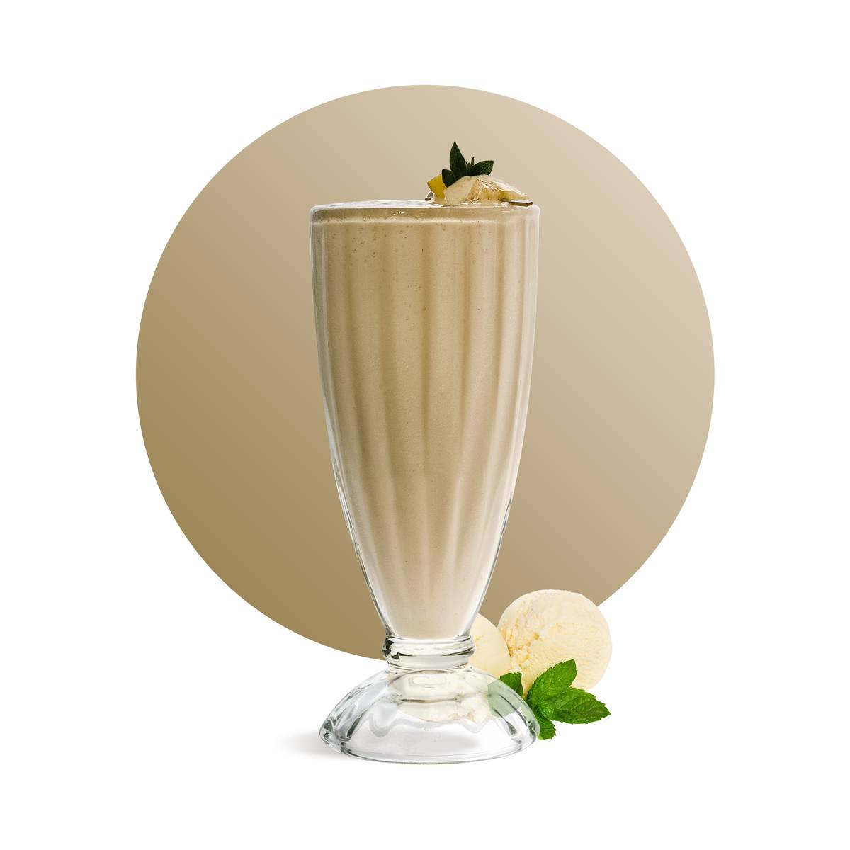 Iced Latte Shake Drink Recipe