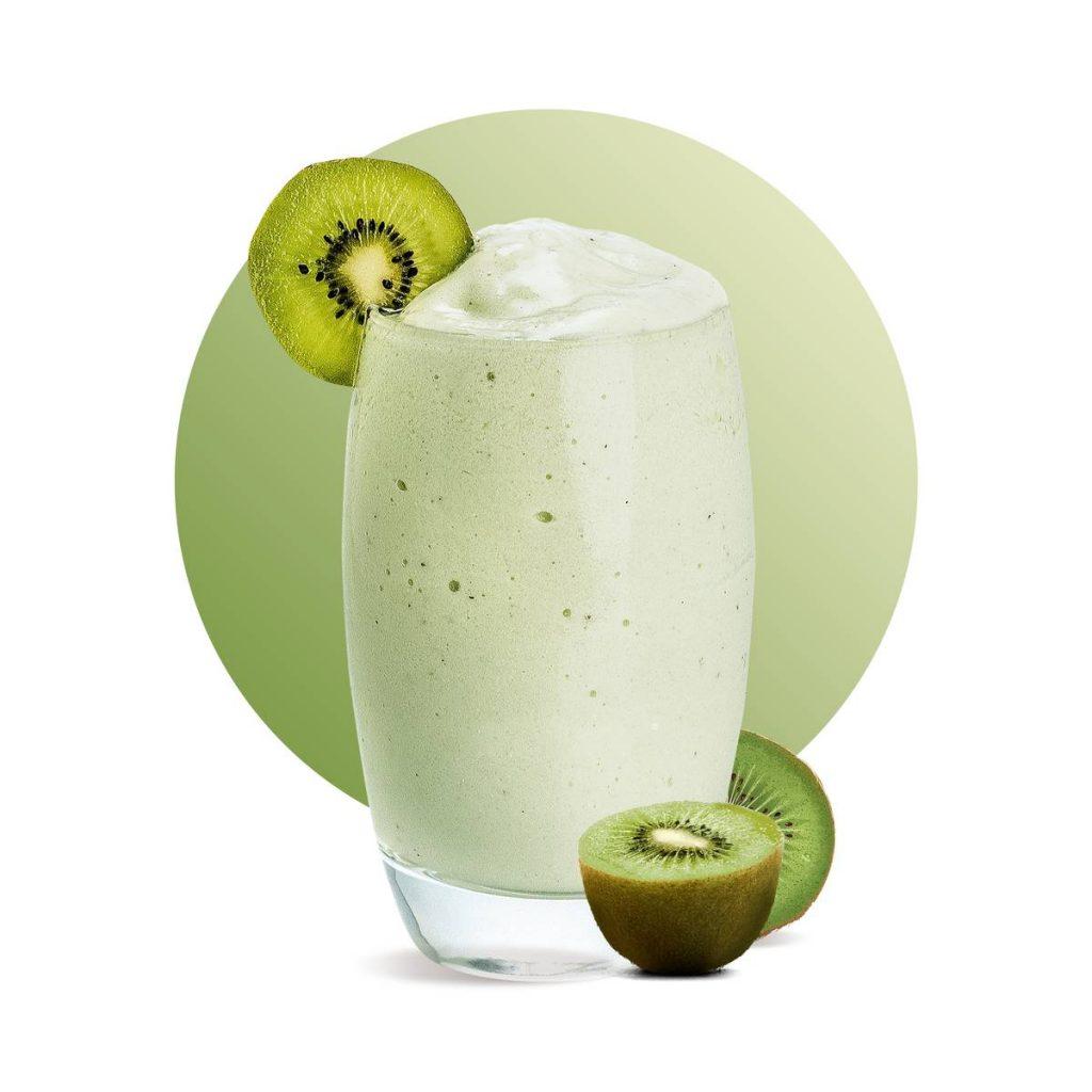 Kiwi Froyo Drink Recipe
