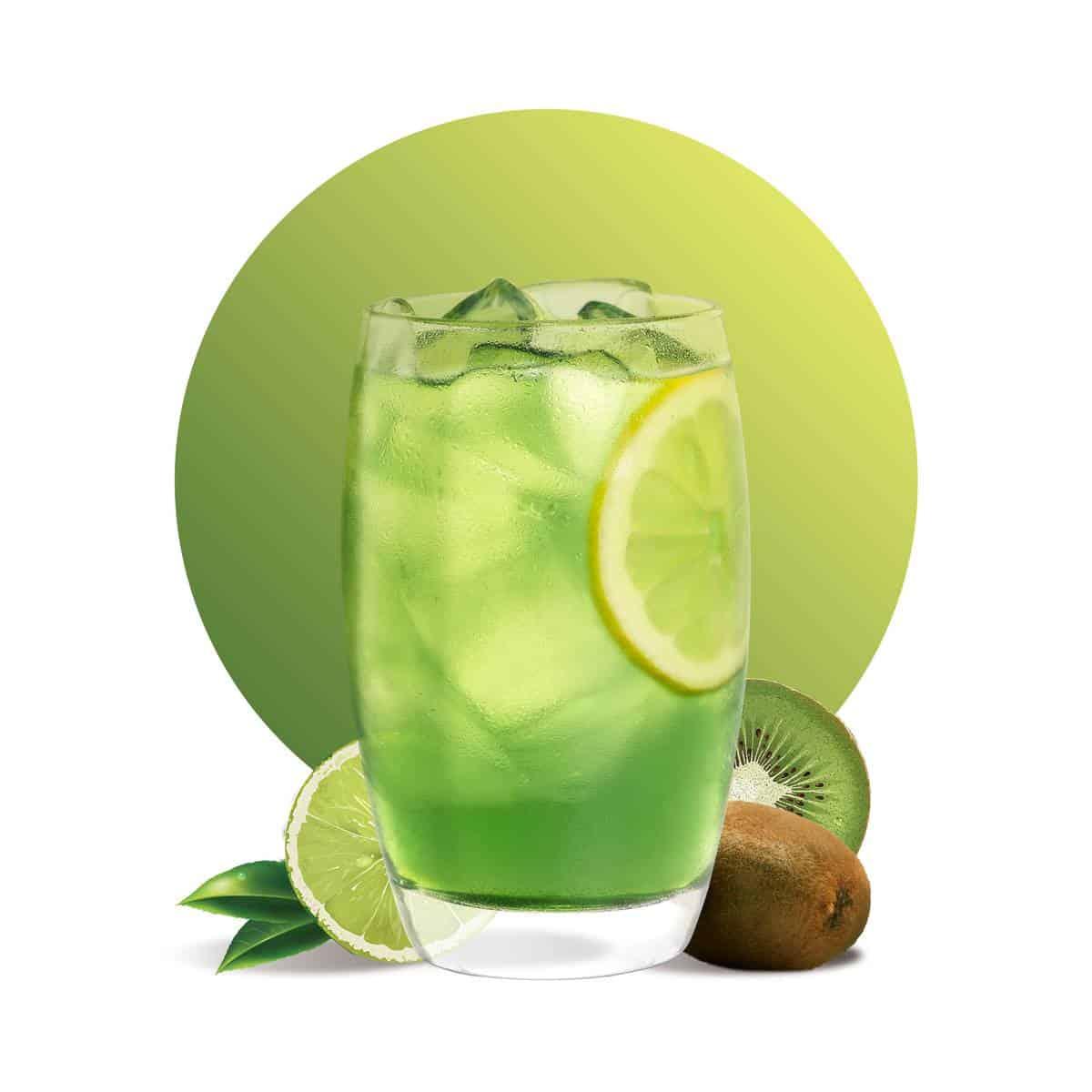 Kiwi Lemonade Juice
