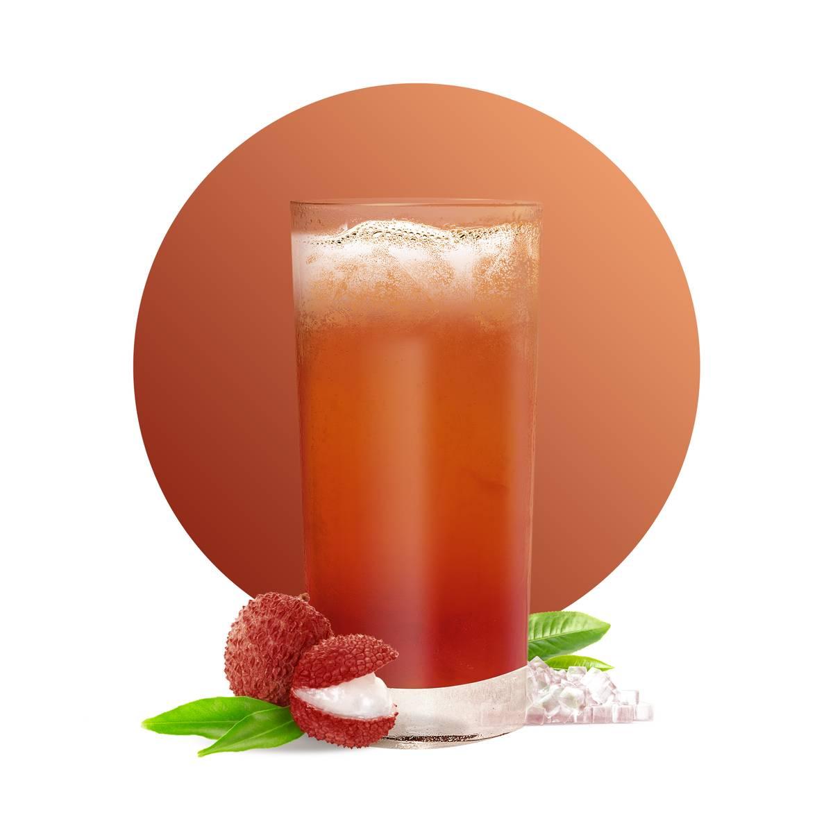 Lychee Iced Tea Drink Recipe