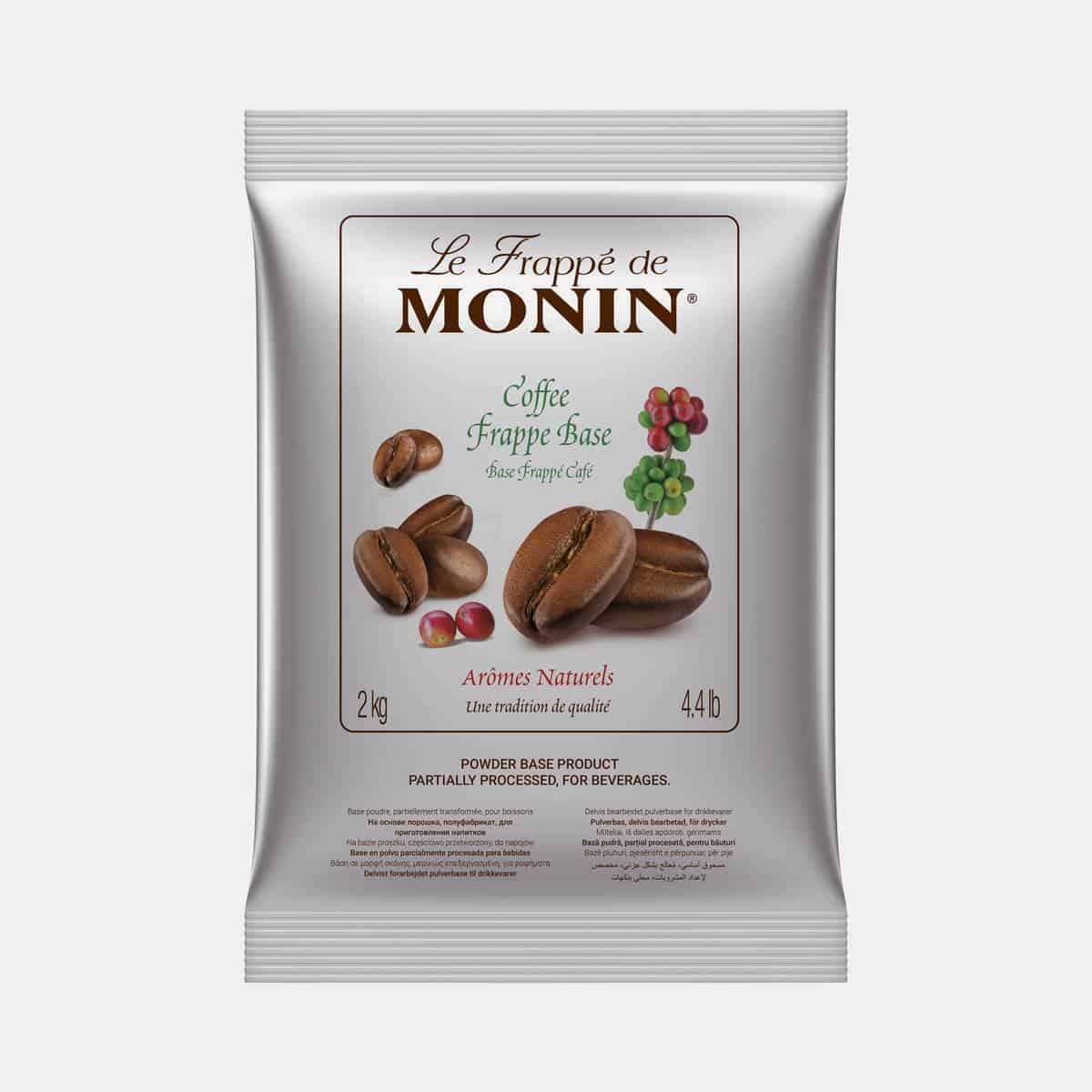 Monin Coffee Frappe Base 2kgs