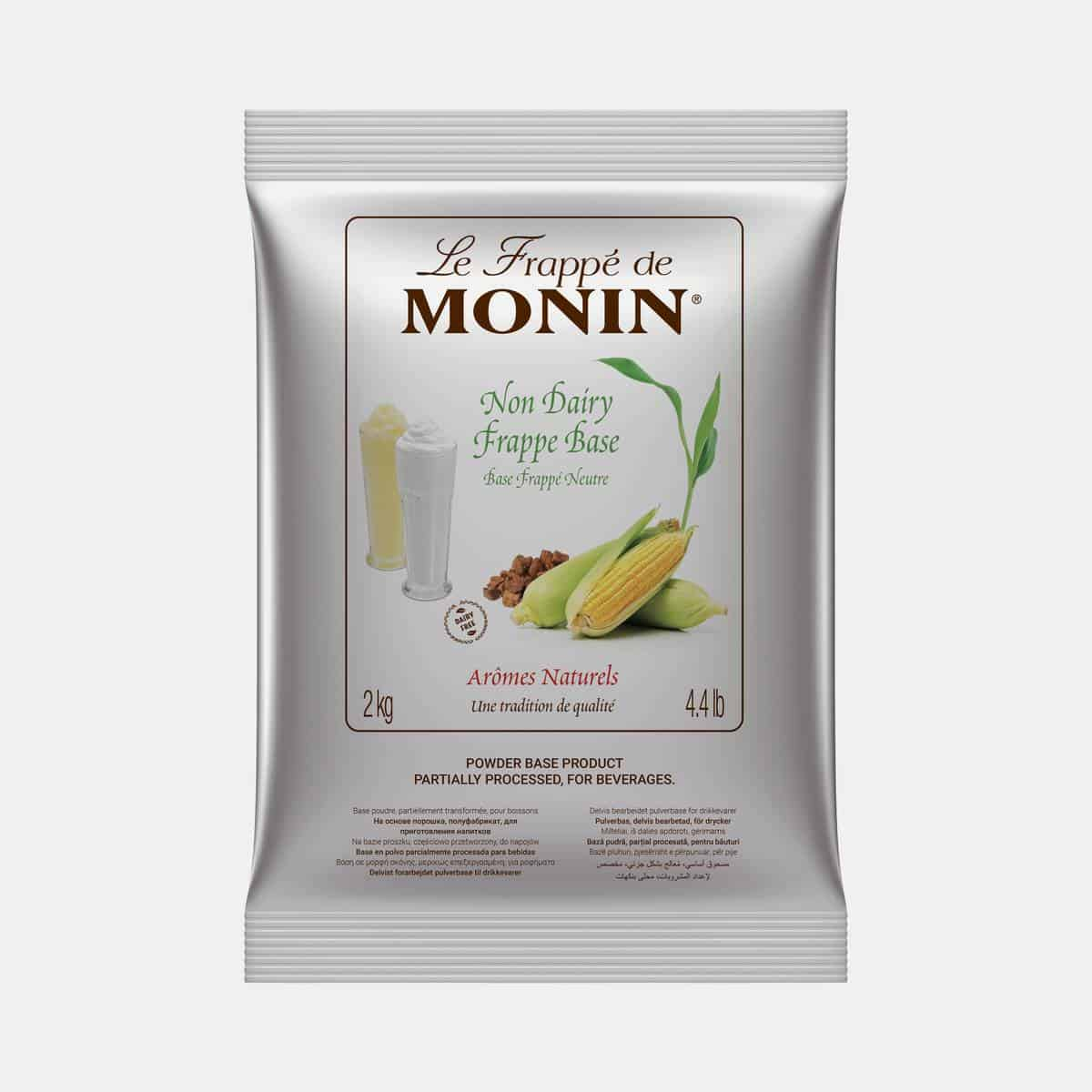 Monin Non Dairy Frappe Base 2kgs