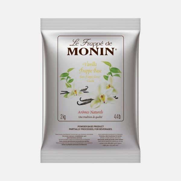 Monin Vanilla Frappe Base 2kgs