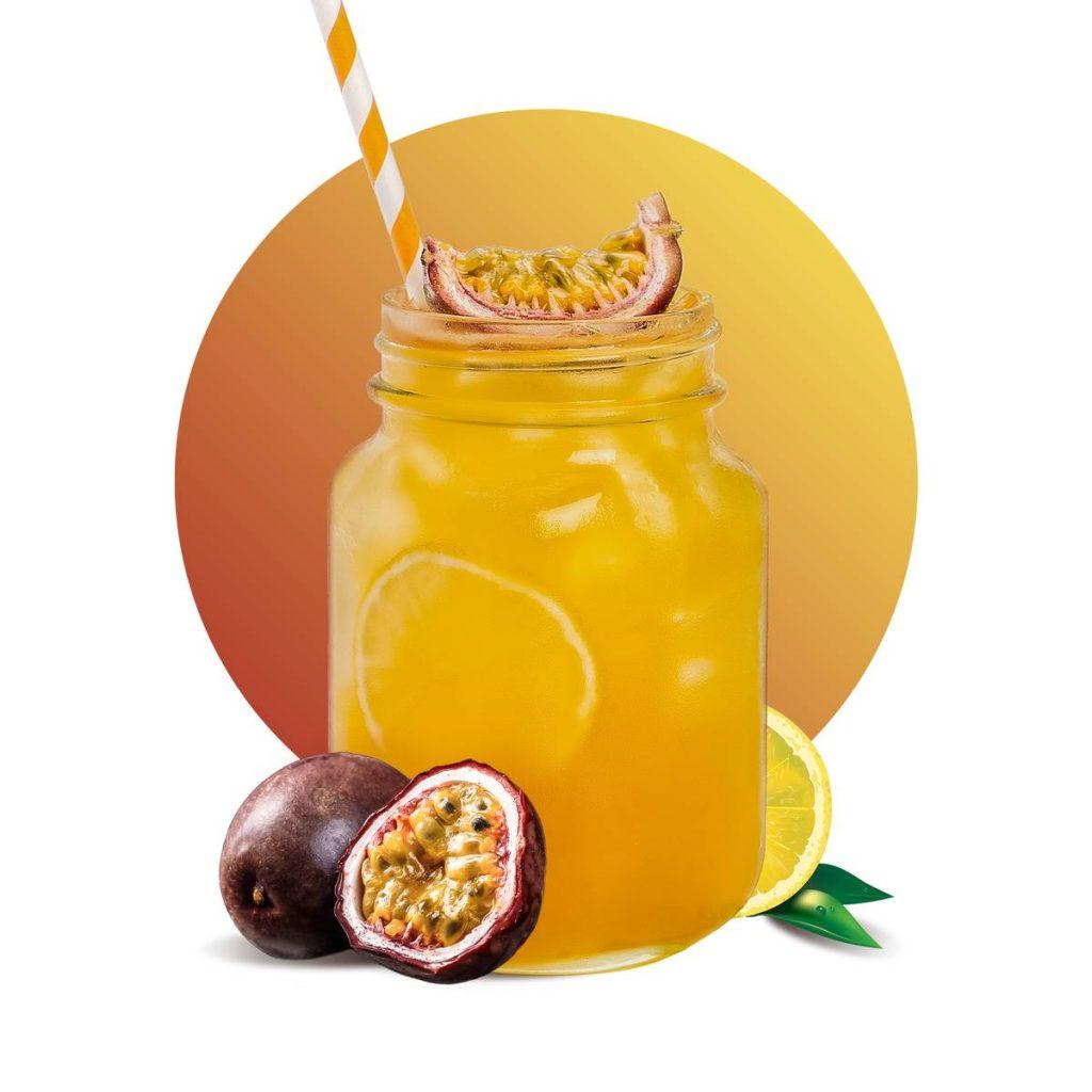 Passion Sparkling Lemonade Recipe