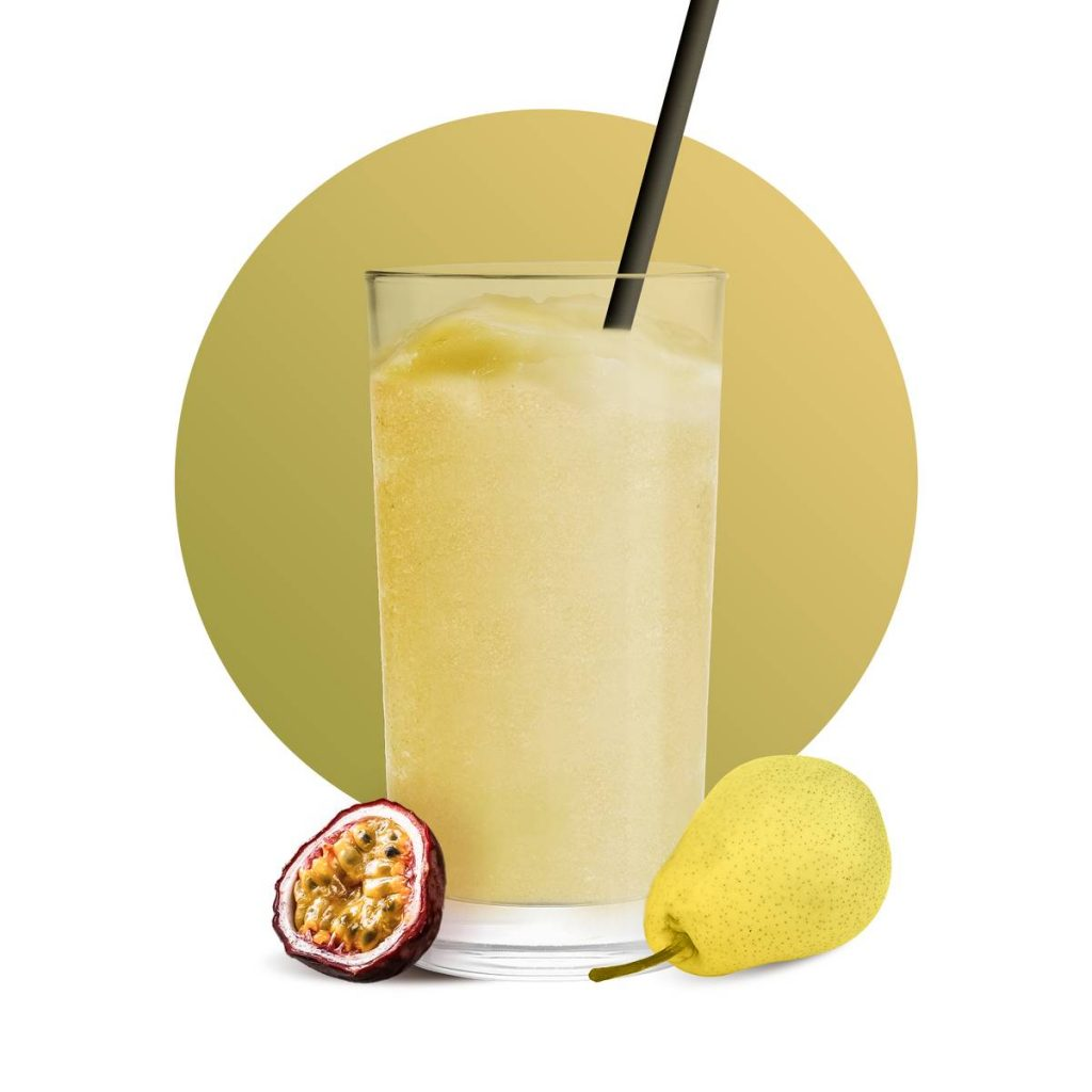 Pear Passion Smoothie Drink Recipe