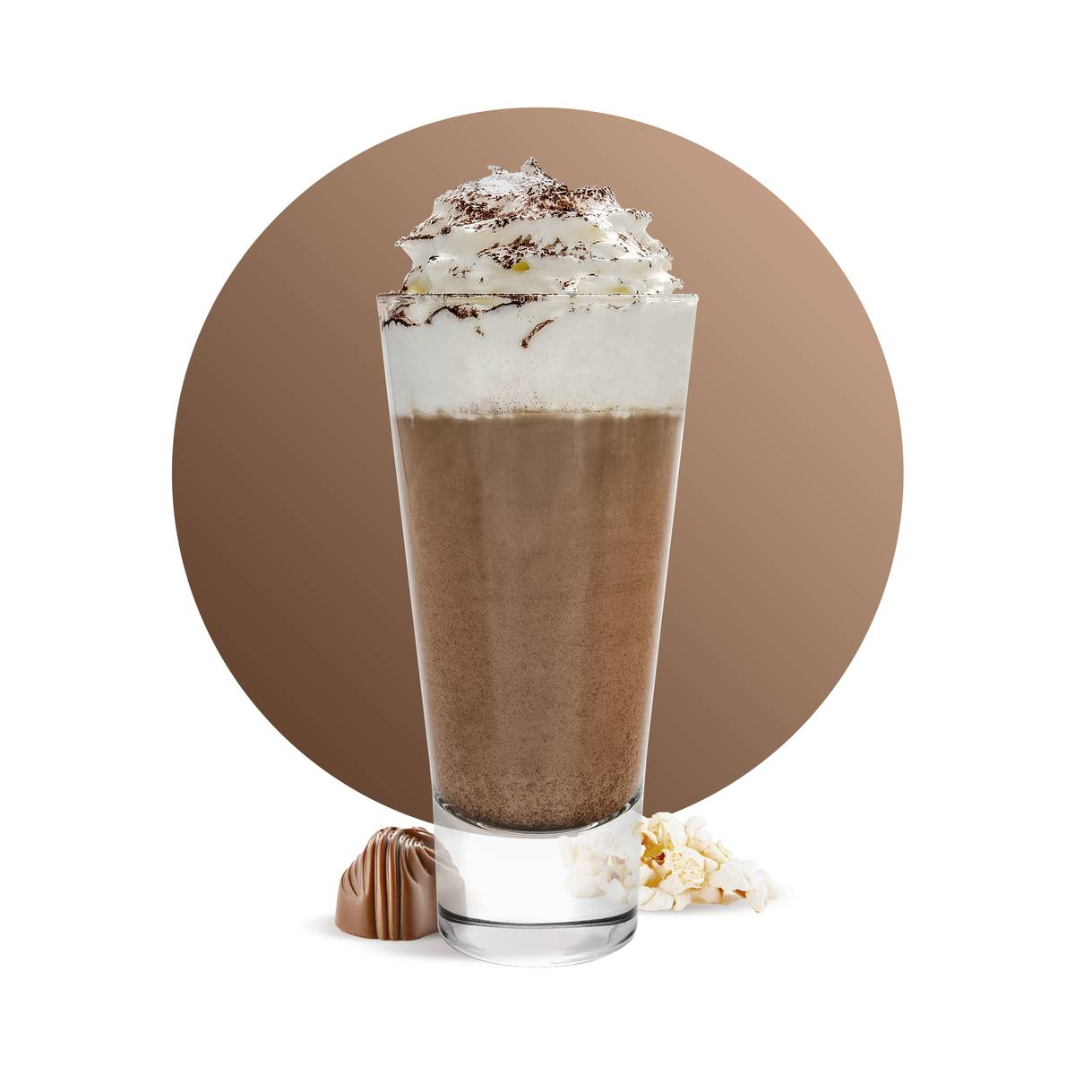 Popcorn Mocha Drink Recipes