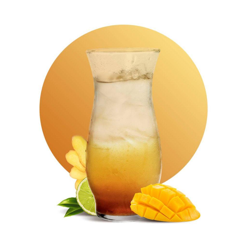 Refreshing Mango Drink Recipe