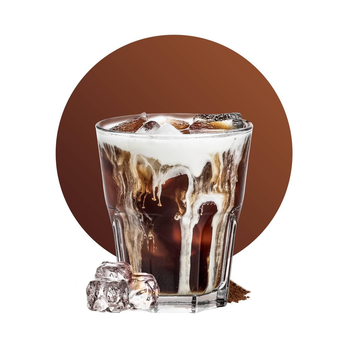 Salted Caramel Cream Cold Brew Drink Recipe