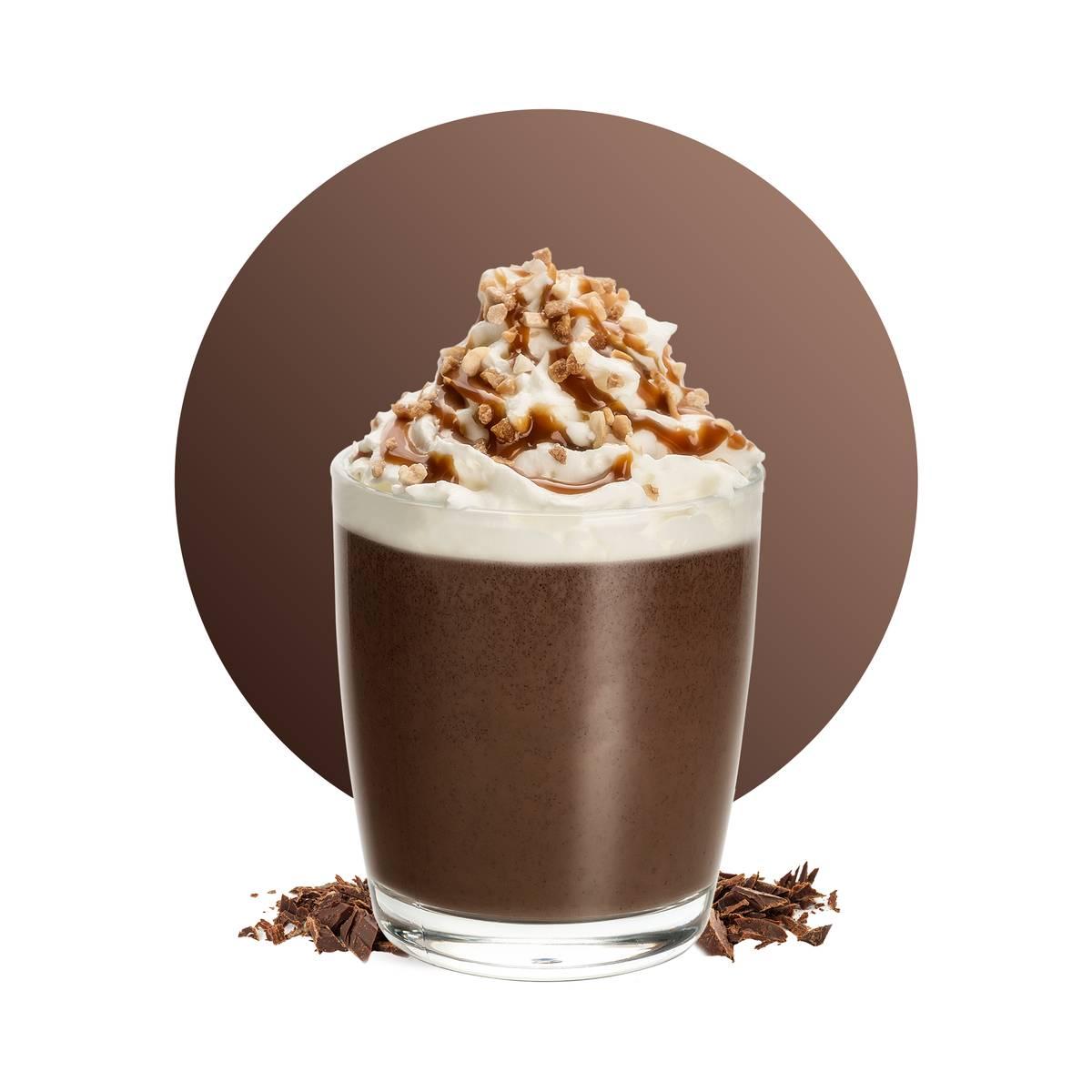 Soya Hot Chocolate Drink