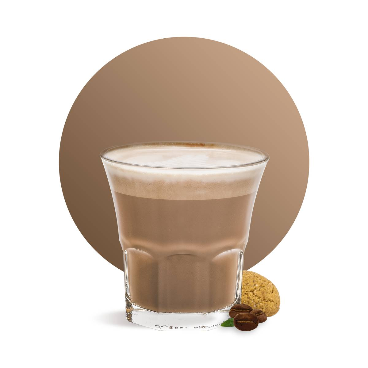 Speculoos_Flat White Drink Recipe