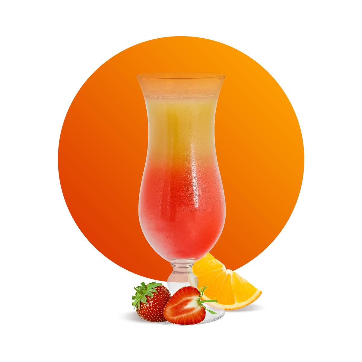 Strawberry Orange Drink Recipe