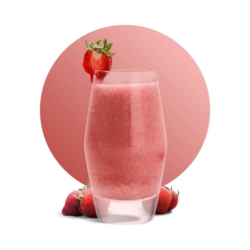 Strawberry Yogurt Drink Recipe