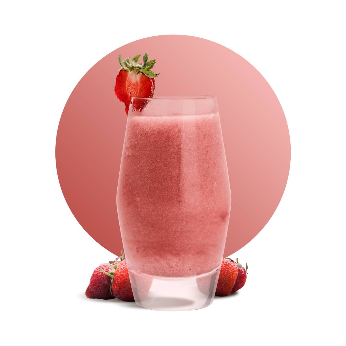 Strawberry Yogurt Drink Recipe
