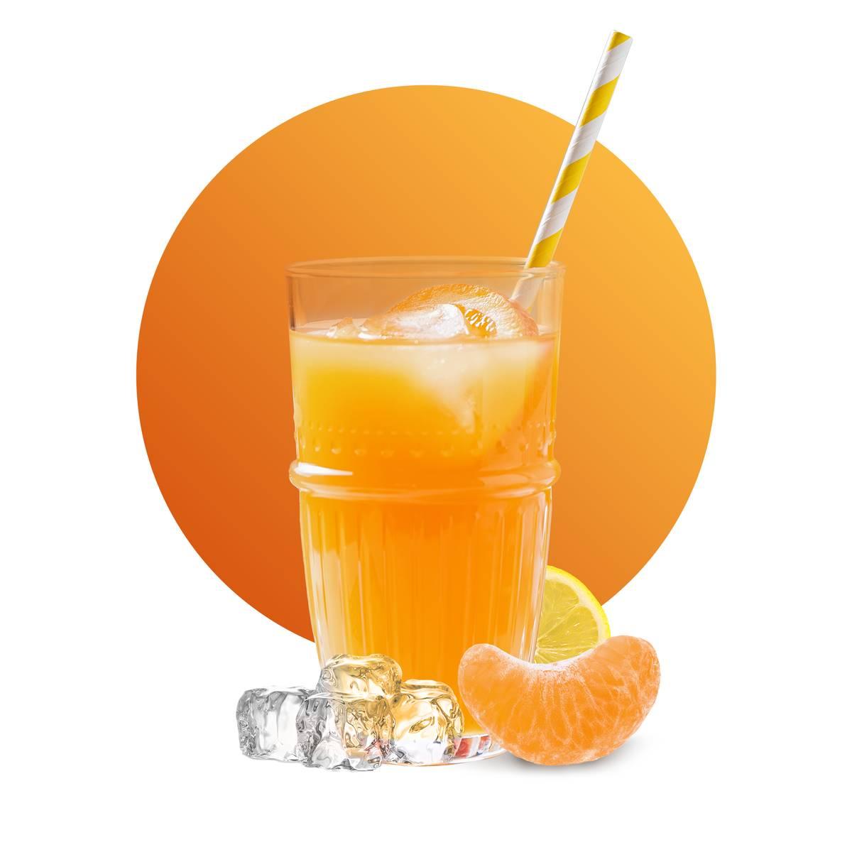 Tangerine Lemonade Drink Recipe