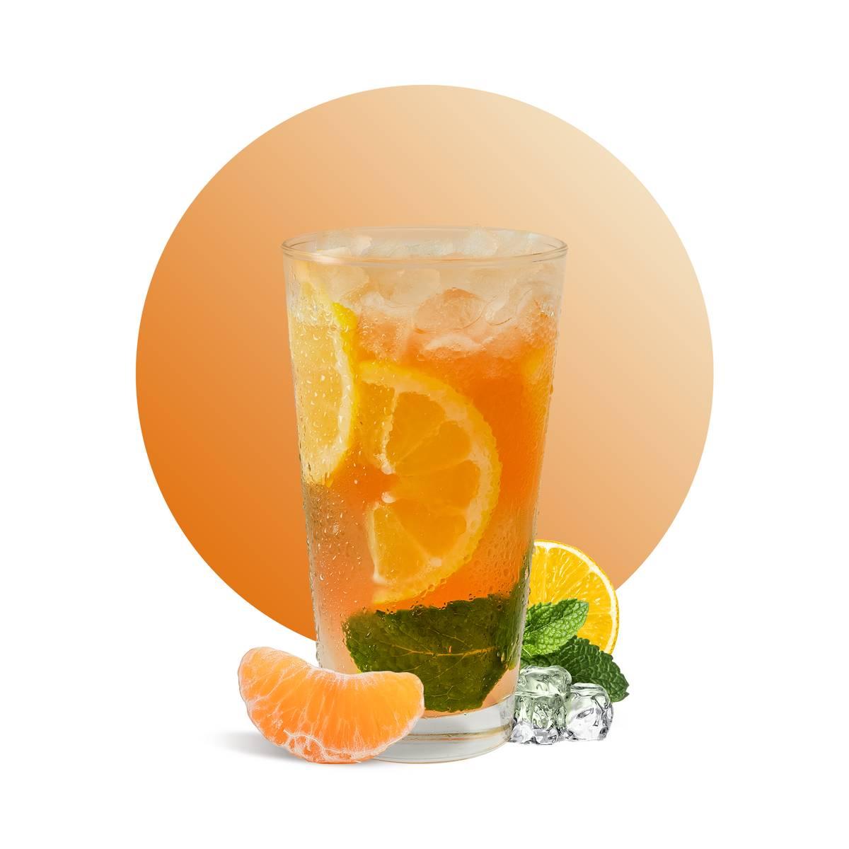 Tangerine Mojito Drink Recipes
