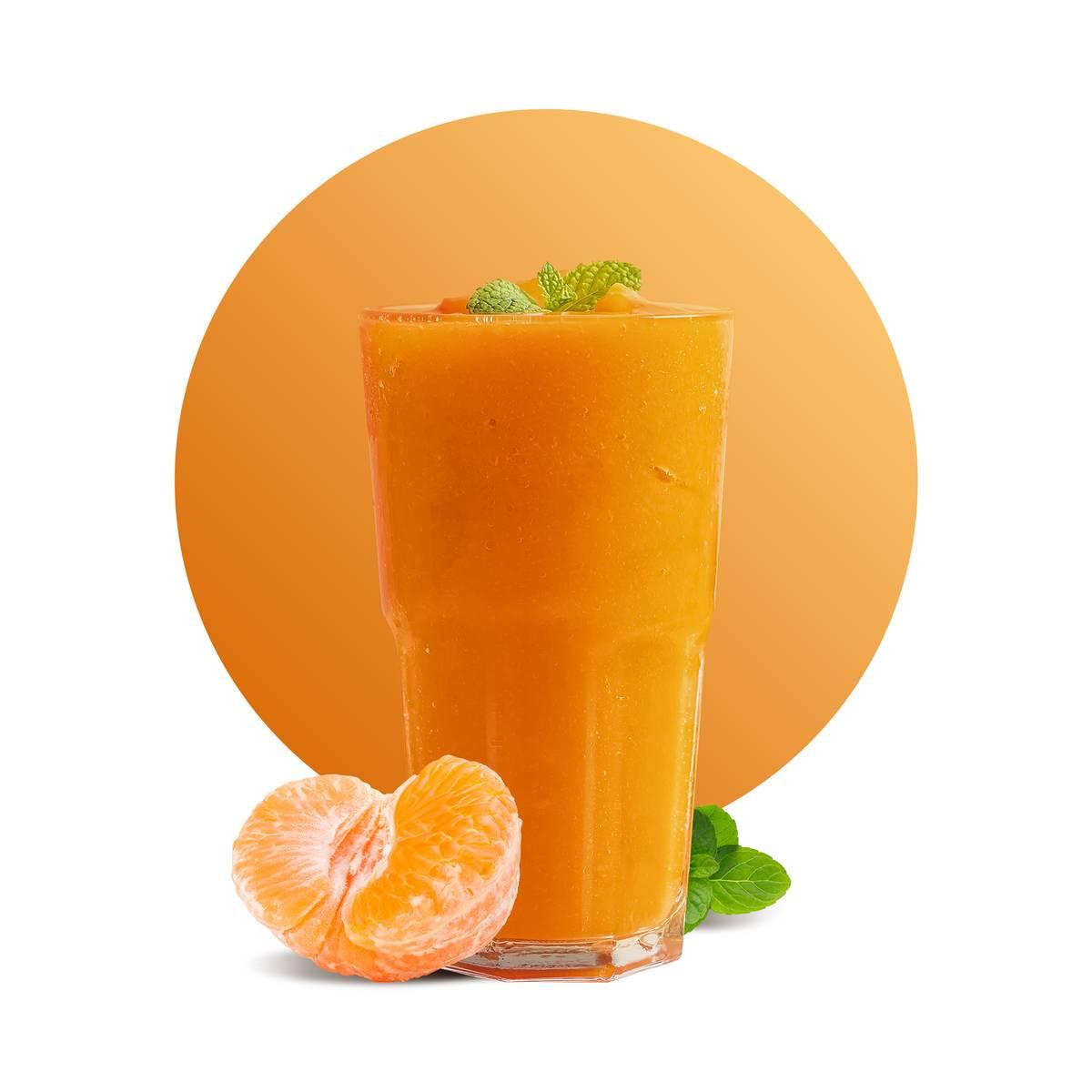 Tangerine Smoothie Drink Recipe