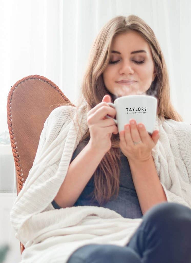 Taylors winter tea warmth and wellness lifestyle
