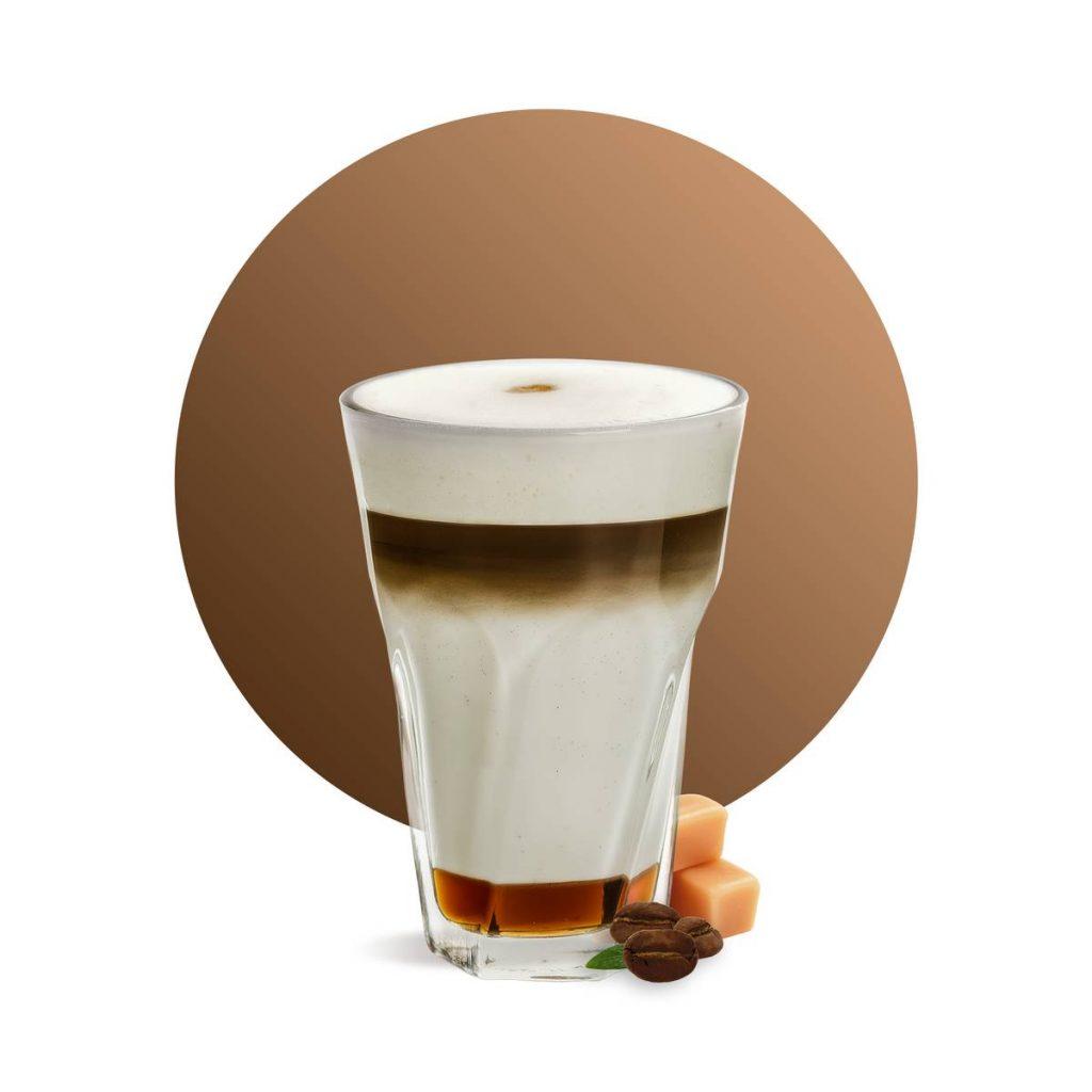 Toffee Nut Latte Drink Recipe