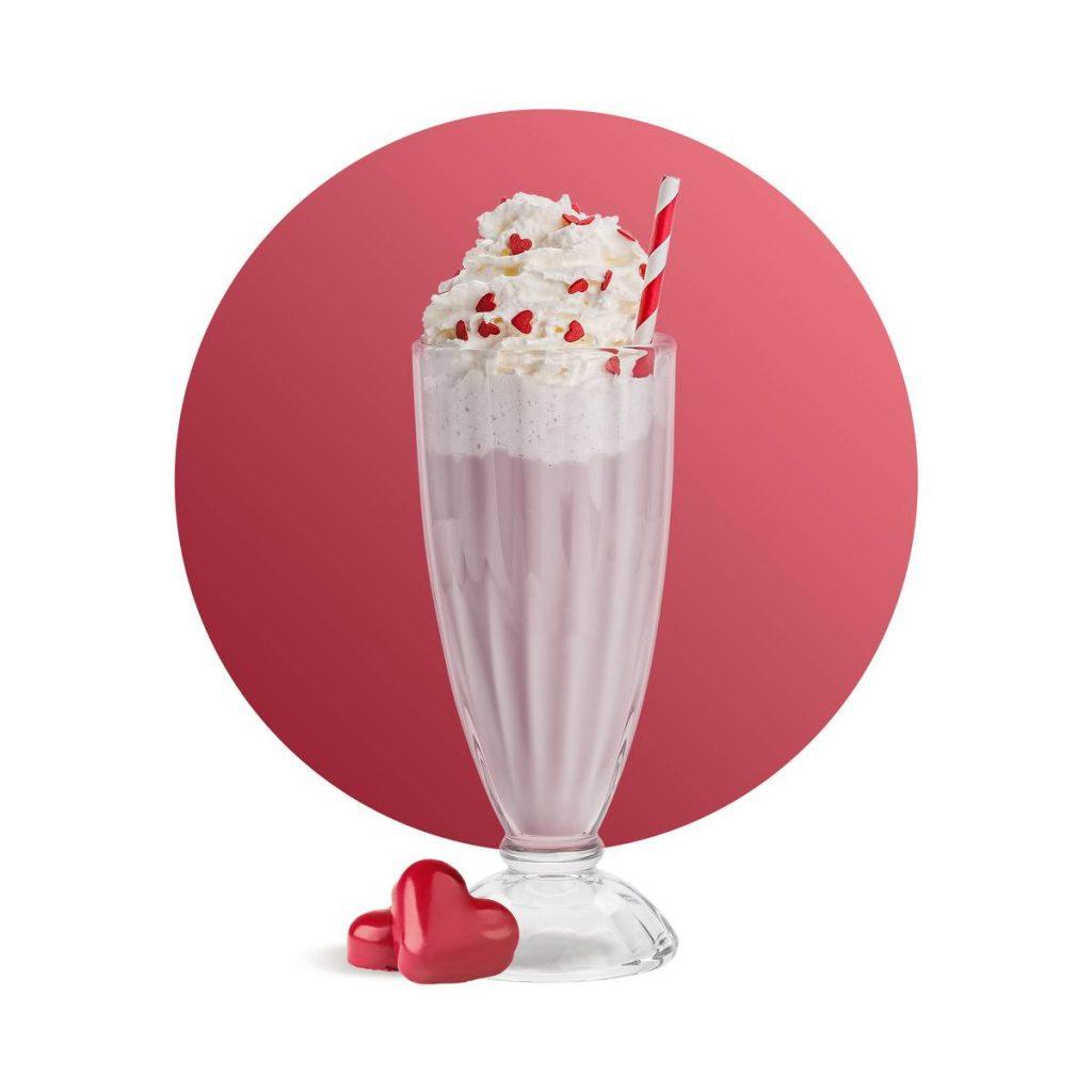 Valentine's Shake Drink Recipe