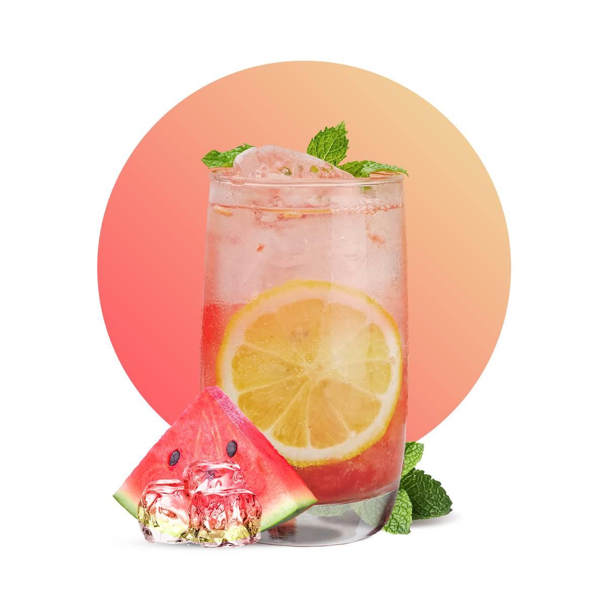 Watermelon Sweet & Sour Sling Drink Recipe