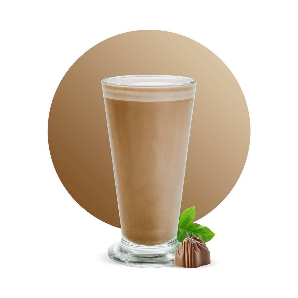 White Chocolate Hazelnut Latte Drink Recipe