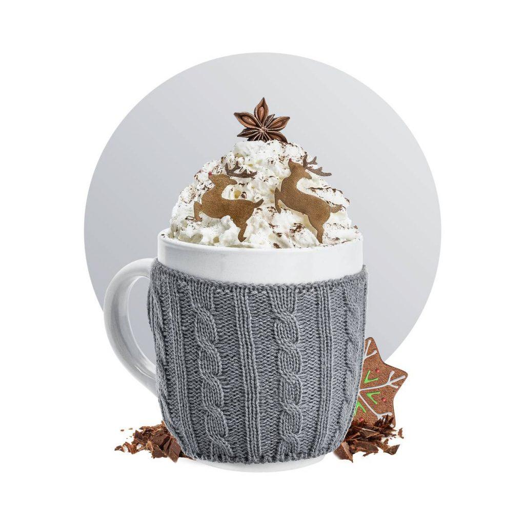 Winter Spice Hot Chocolate Drink Recipe