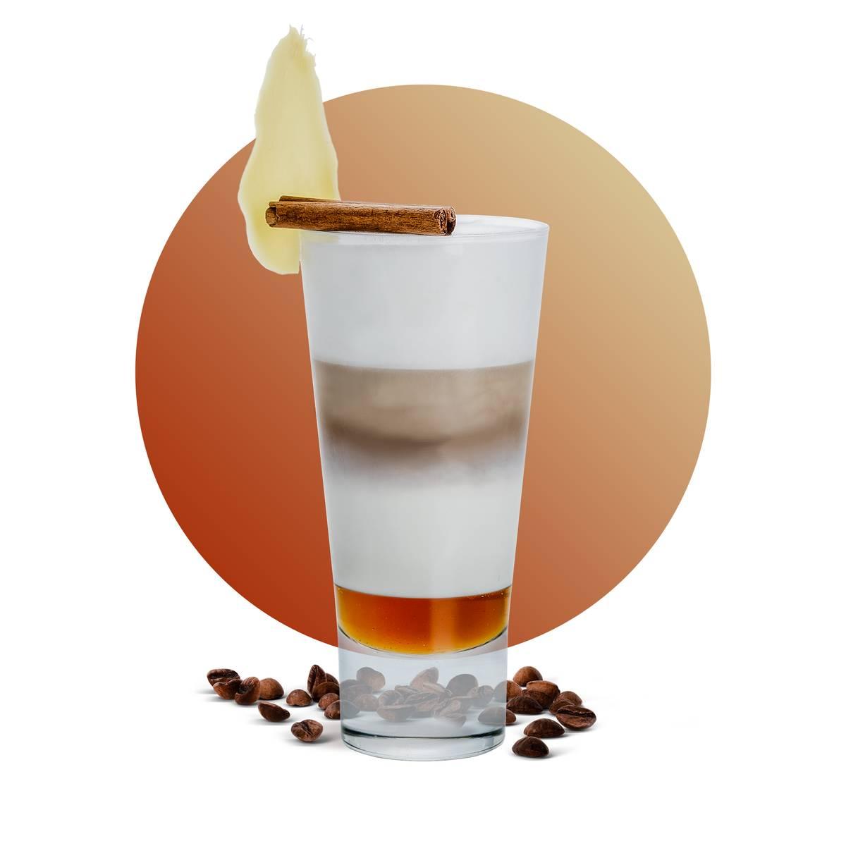 Winter Spice Latte Drink Recipe